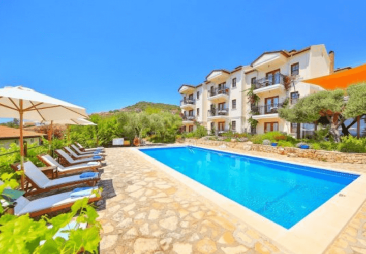 diva residence hotel kaş