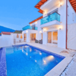 kaş villa james 3