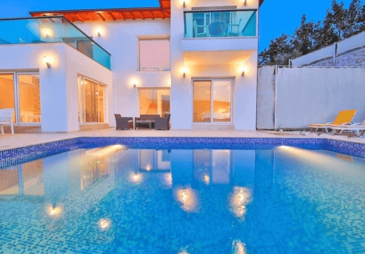 kaş villa james 4