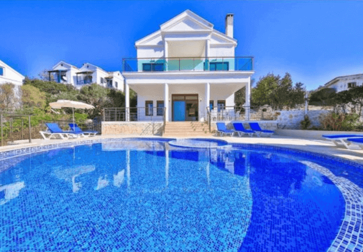 kaş villa james 6