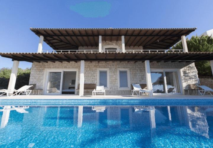 villa capehouse kaş