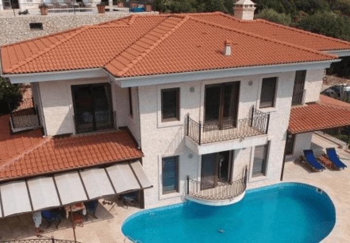 antiphellos villa kaş